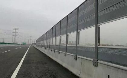 高架桥声屏障